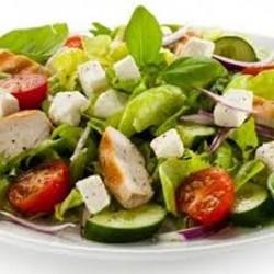 Salade repas Fromagère