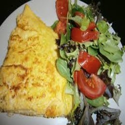 Omelette aux fromages