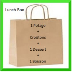 Lunch Box potage bureau