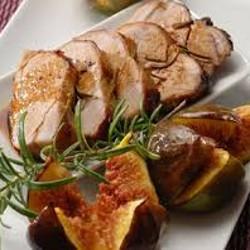 Filet mignon de porc poêlé