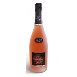 Champagne Rosé L'Impertinente de Louise Brison