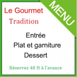 Gourmet tradition