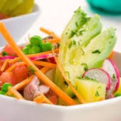 Salade repas du Jardin