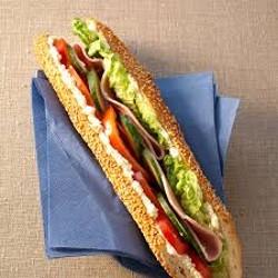 Sandwich Le Méditerranéen