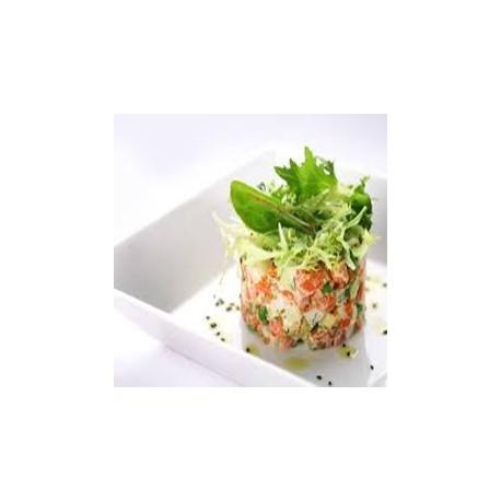 Salade fraîcheur thon et pamplemousse