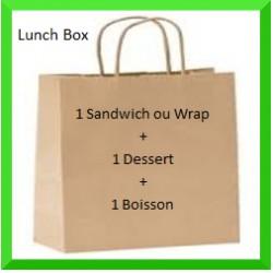 Lunch Box sandwich / Wrap/ Croque