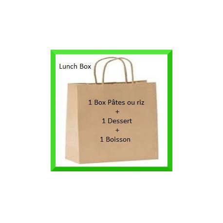 Lunch Box Pâte ou riz +